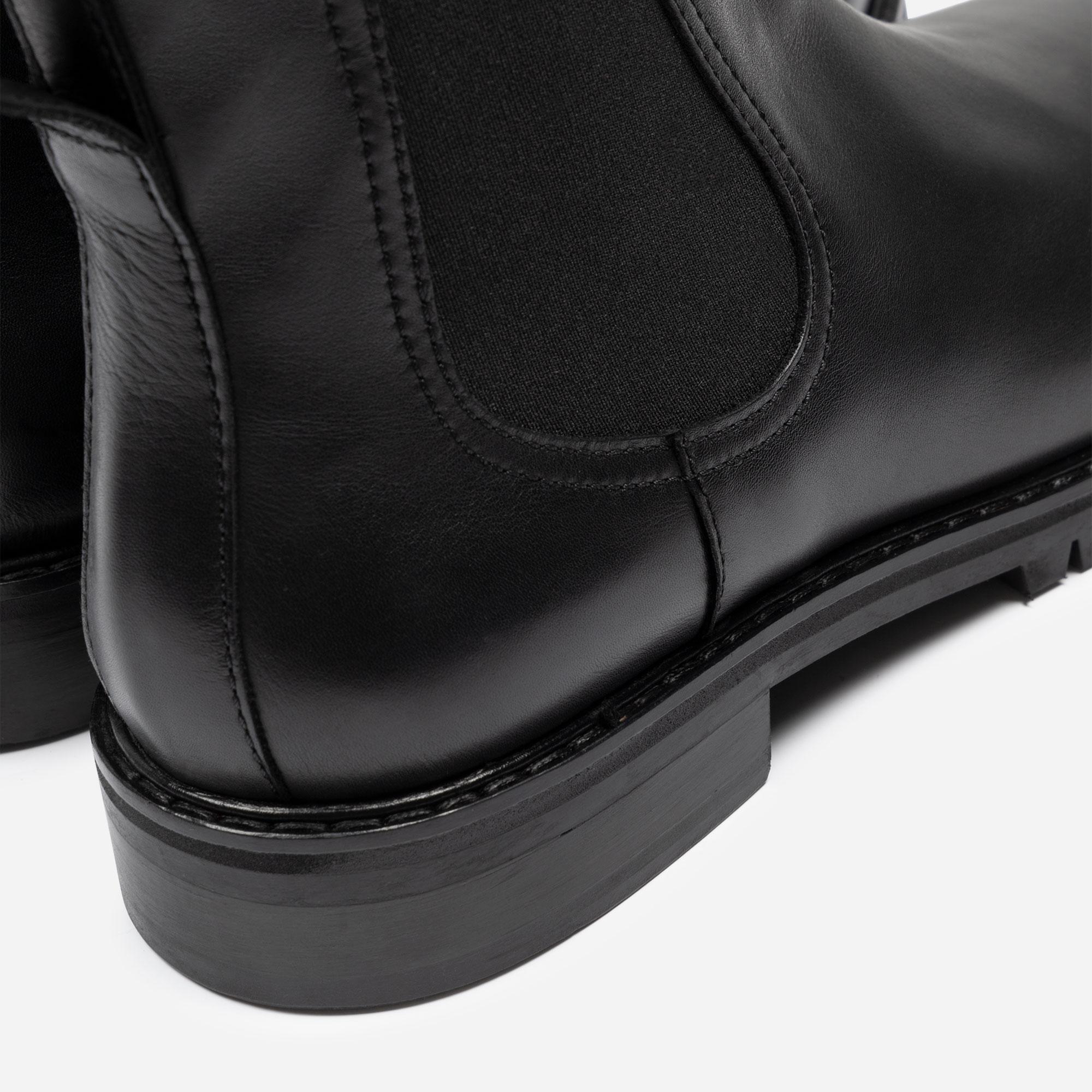 Teym - The Chelsea Boot - Black - 12