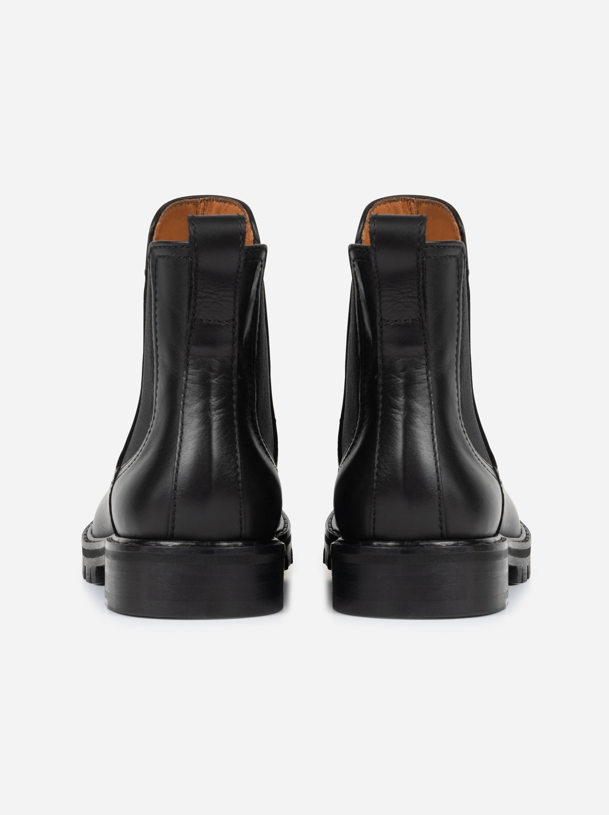Teym - The Chelsea Boot - Black - 5