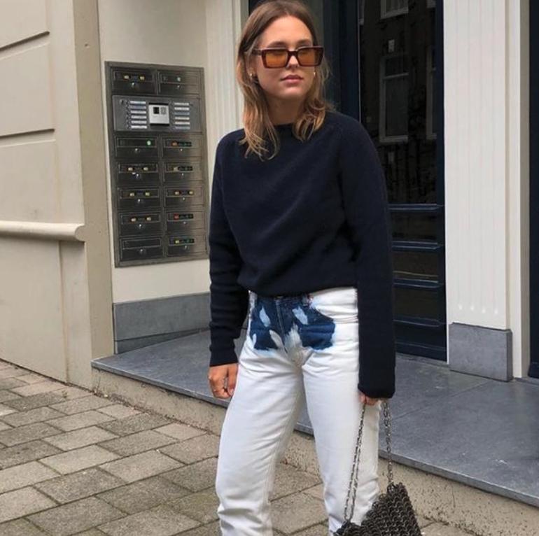 Teym - The Merino Sweater - Crewneck - Women - Instagram - 1