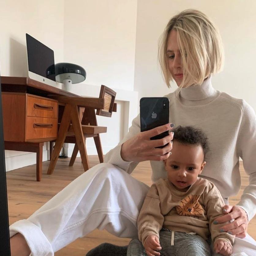 Teym - The Merino Sweater - Women - Instagram - 1