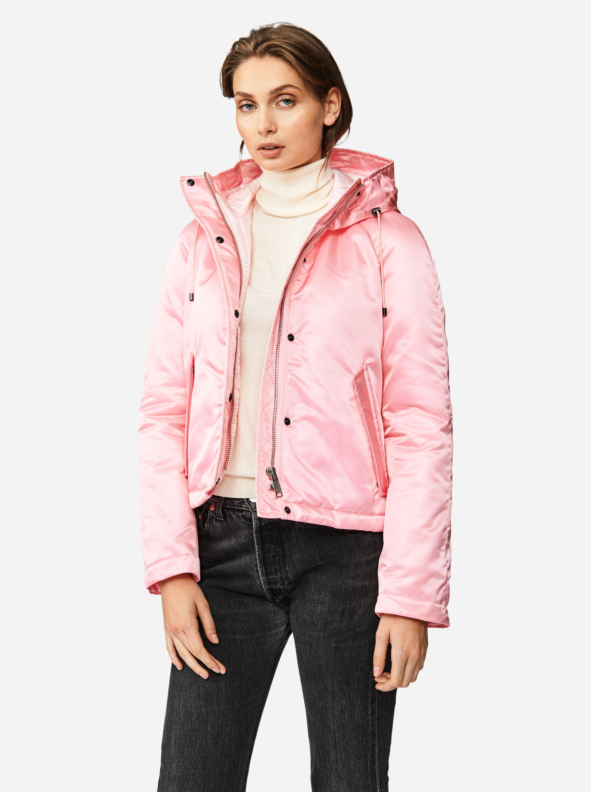 Teym - The Parka - Women - Pink - Short - 3