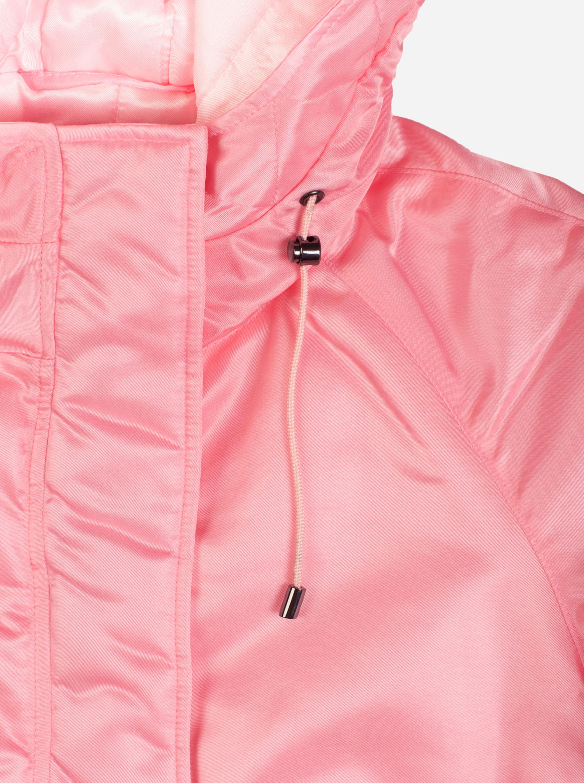 Teym - The Parka - Women - Pink - Short - 6