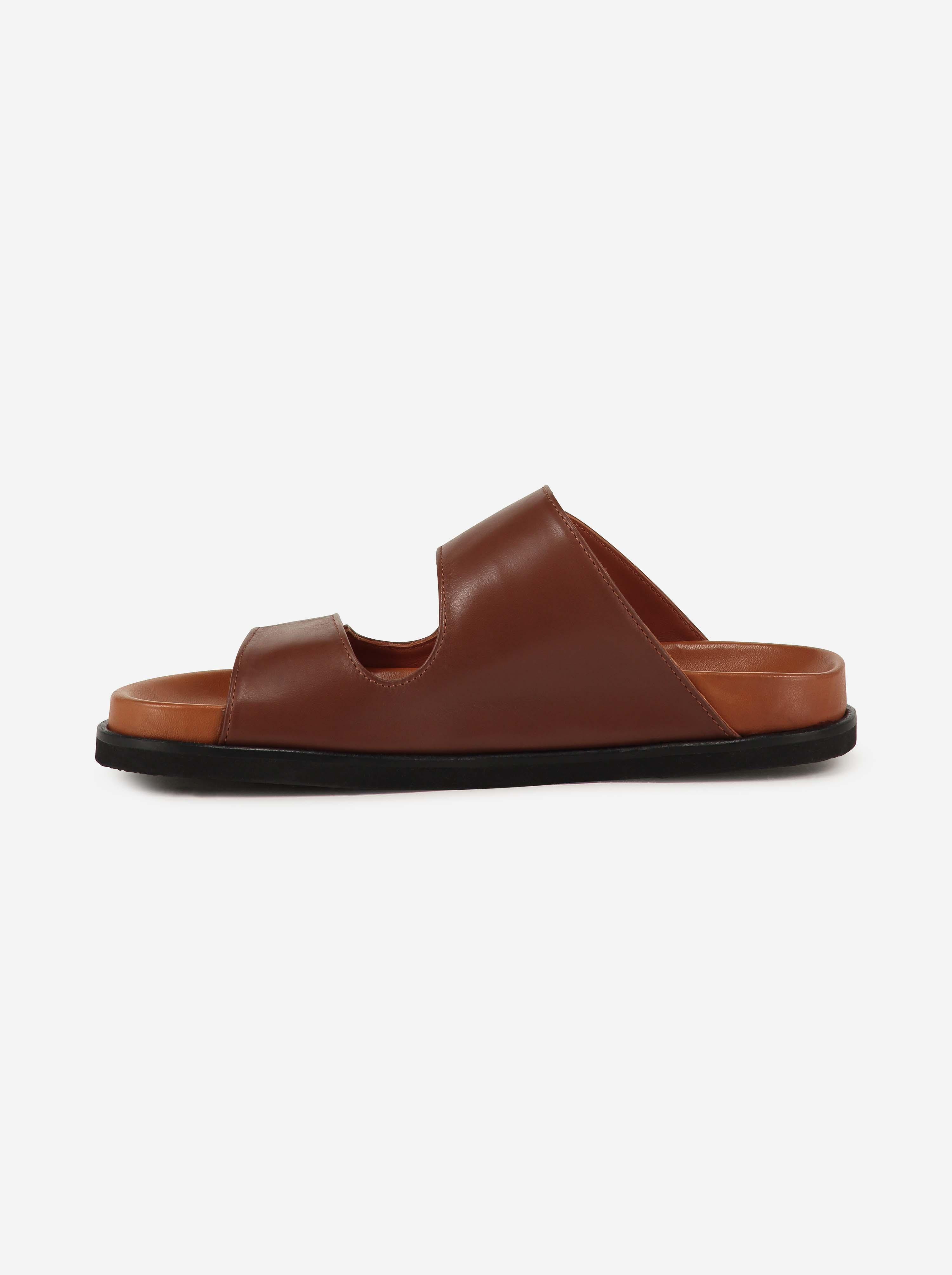 Teym - The Sandal - Brown - 3