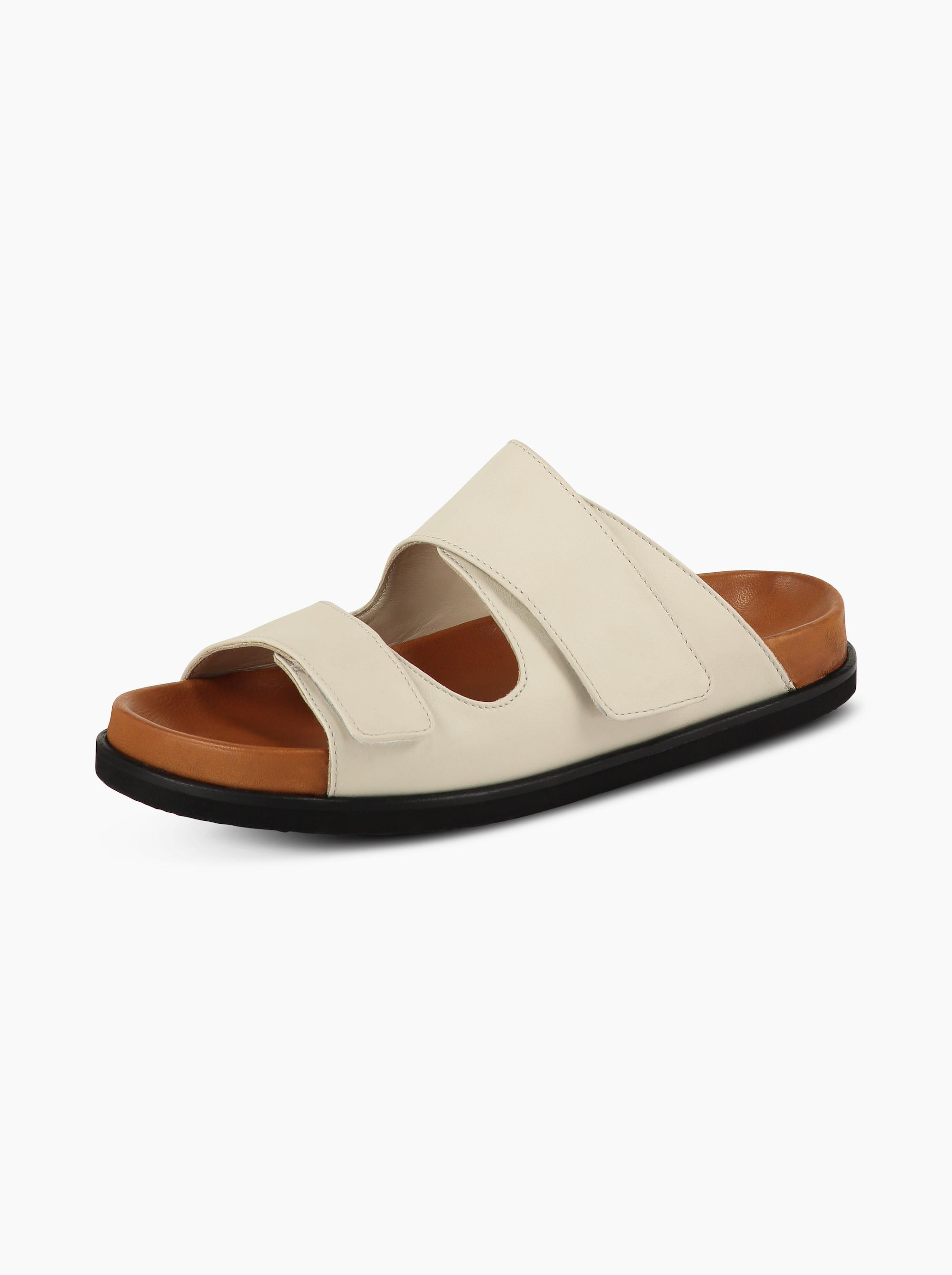Teym - The Sandal - White - 6b