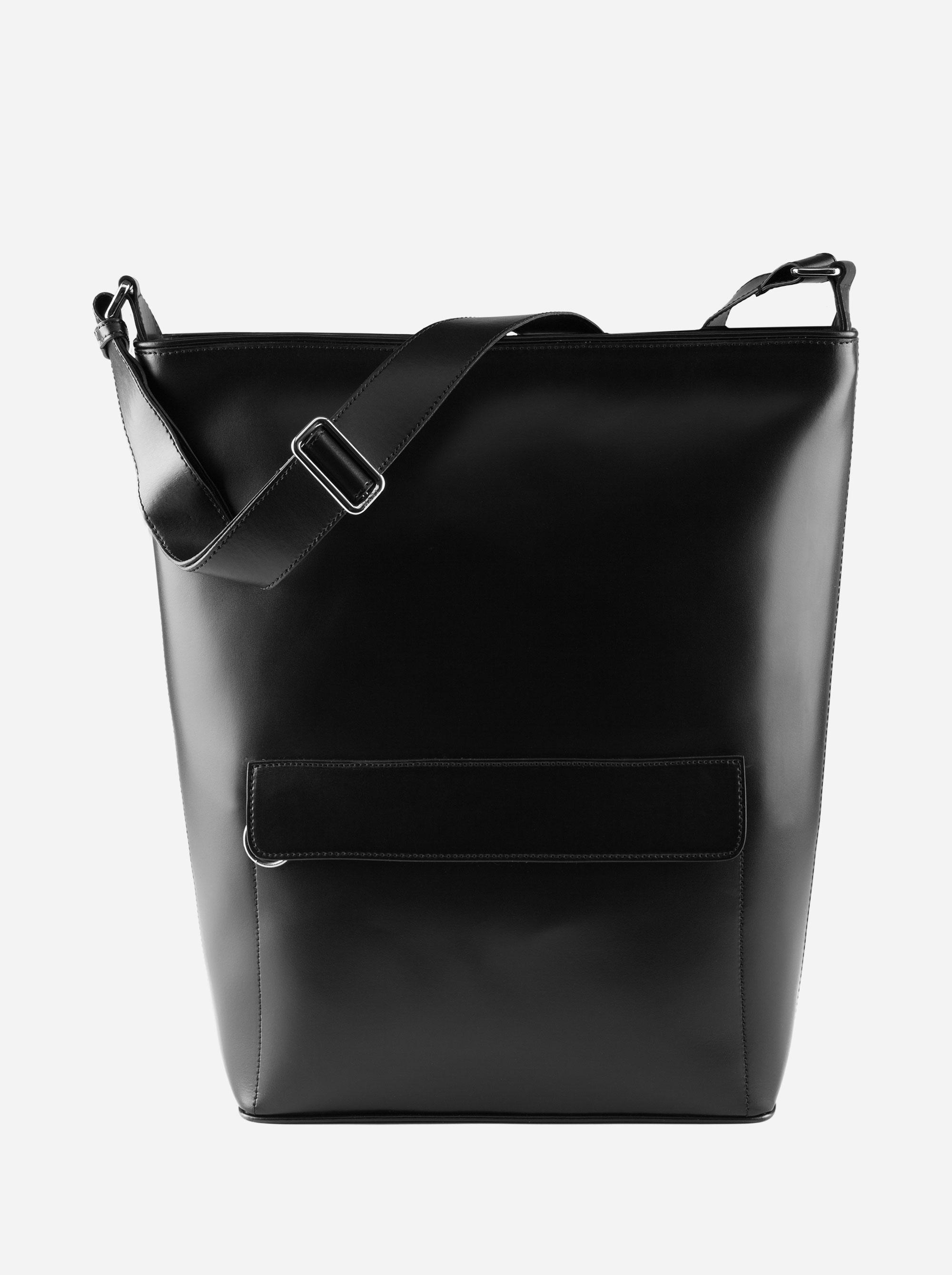 Teym - The Shoulder Bag - Black - 1