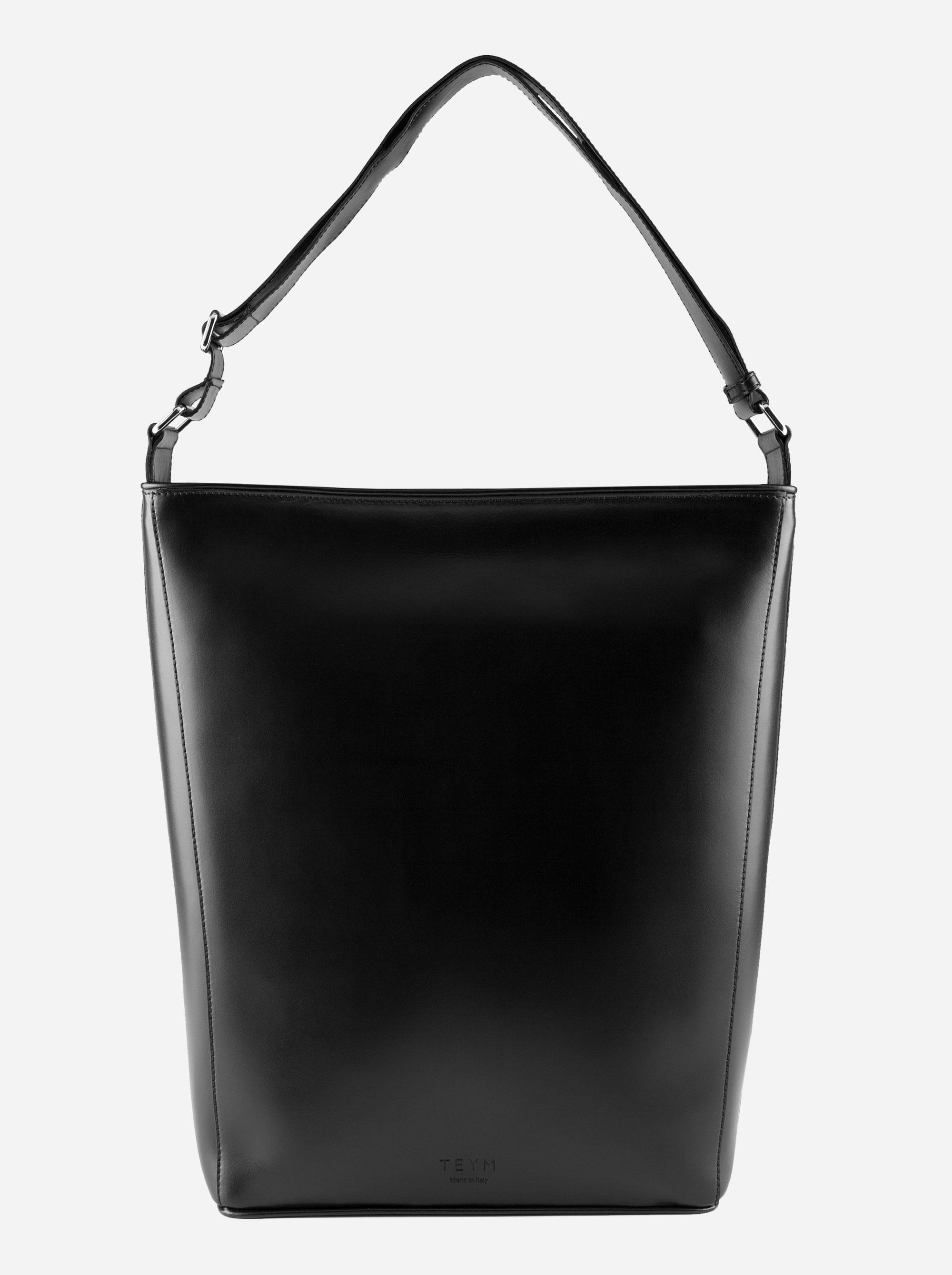 Teym - The Shoulder Bag - Black - 4
