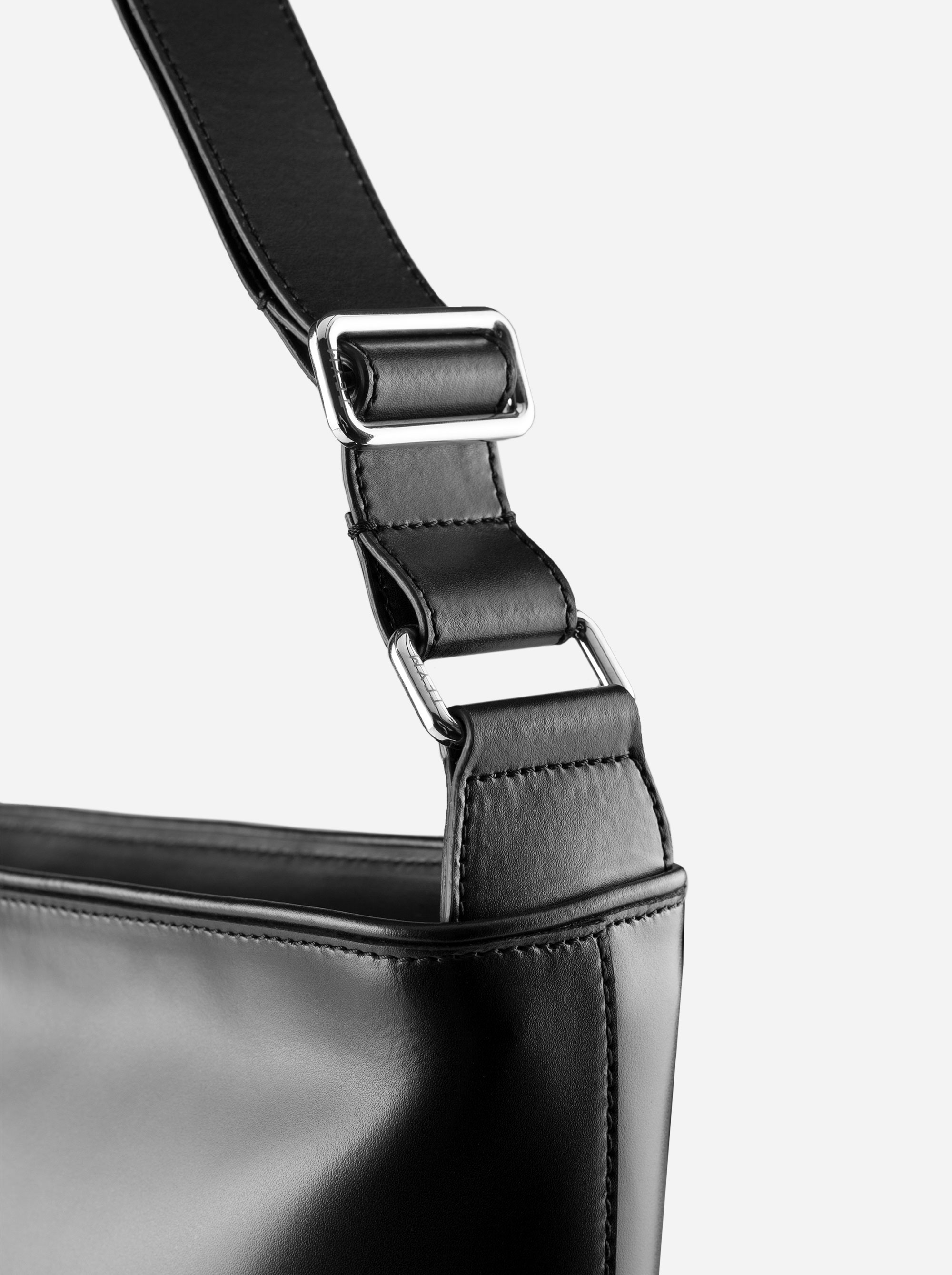 Teym - The Shoulder Bag - Black - 5