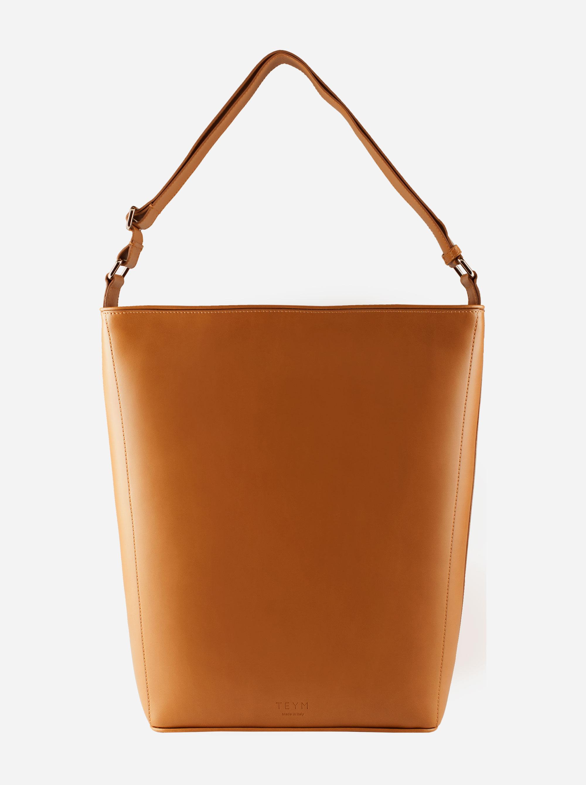 Teym - The Shoulder Bag - Camel - 5