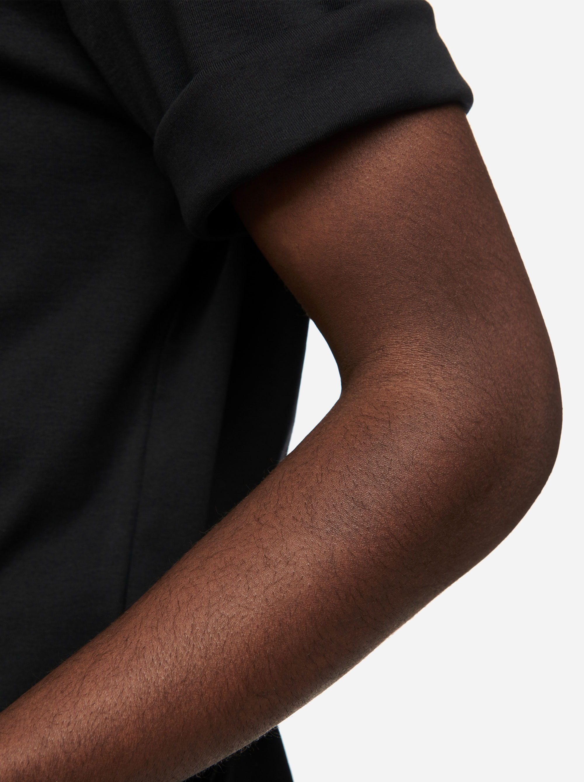 Teym - The T-Shirt - Men - Black - 4