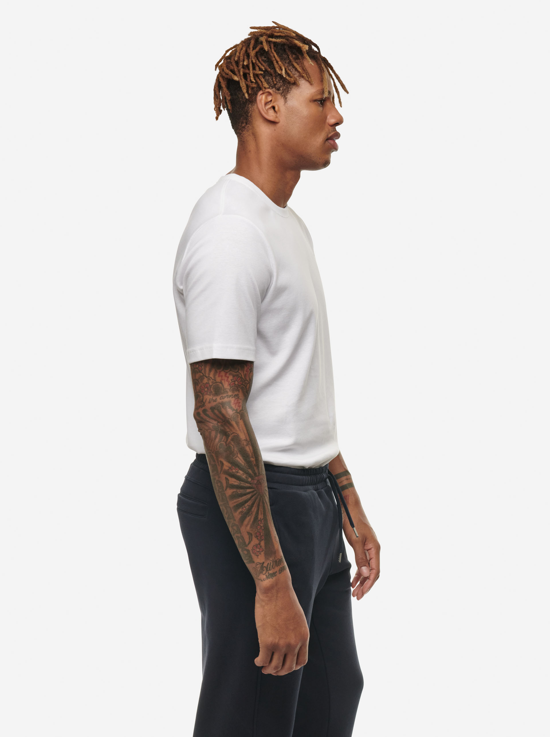 Teym - The-T-Shirt - Men - White - 7