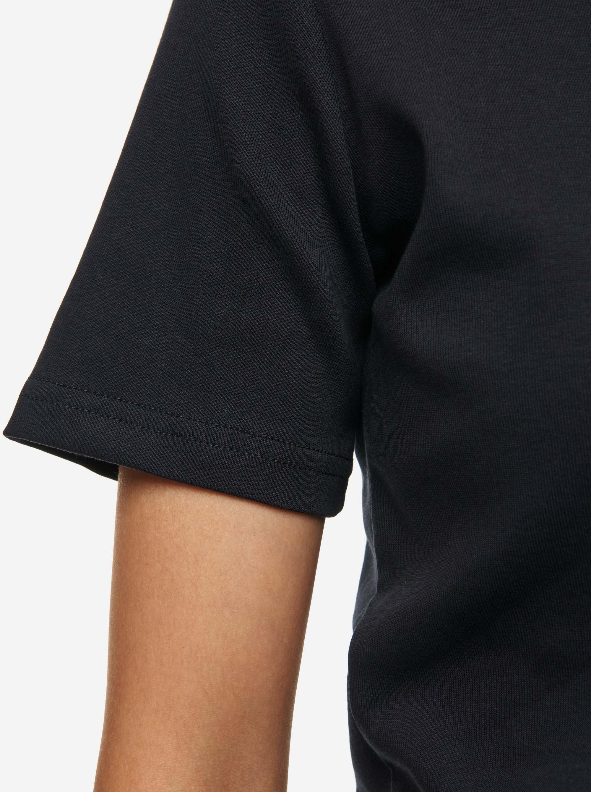 Teym - The T-Shirt - V-Neck - Women - Blue - 5