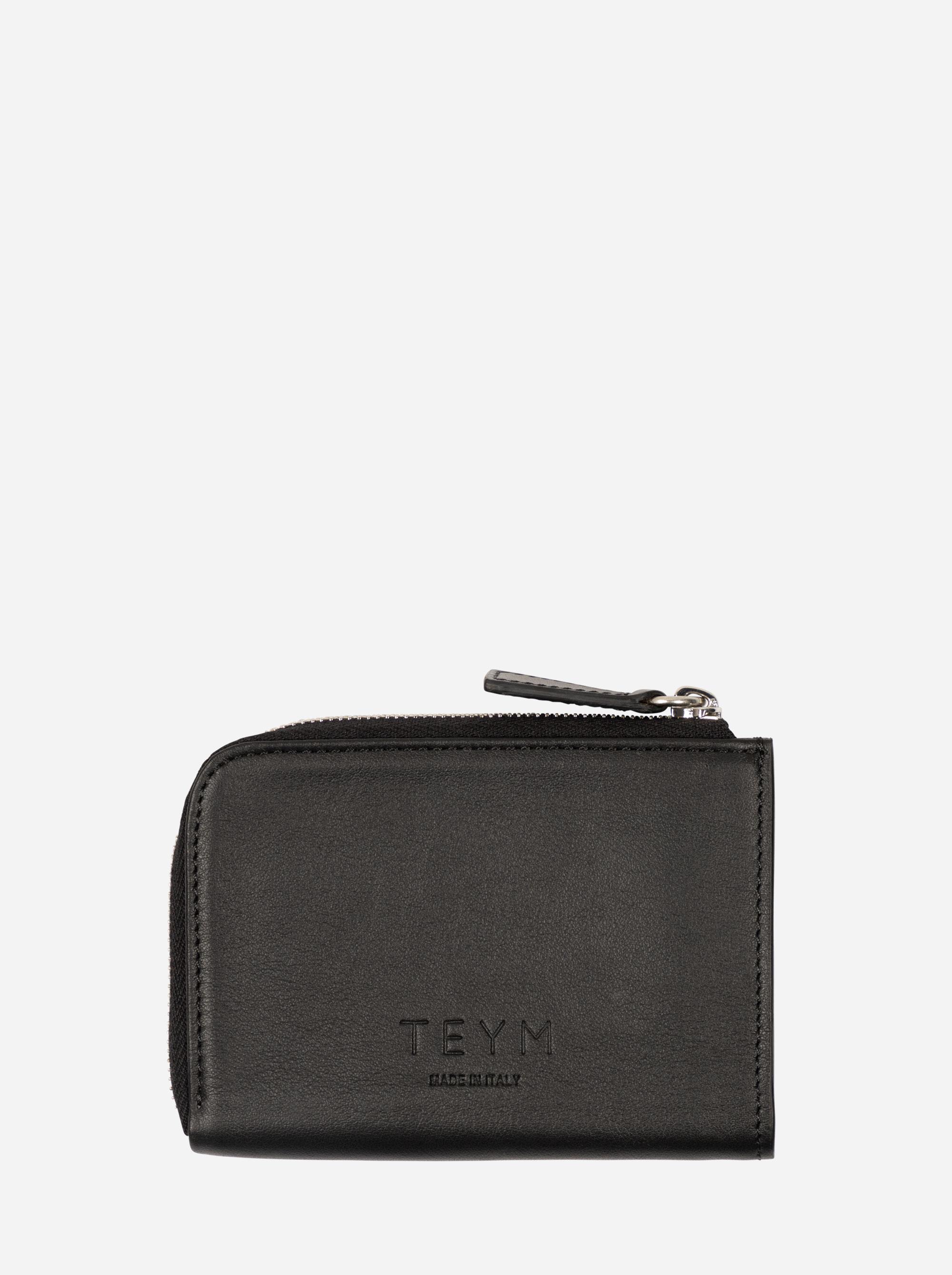 Teym - The Wallet - Black - 2
