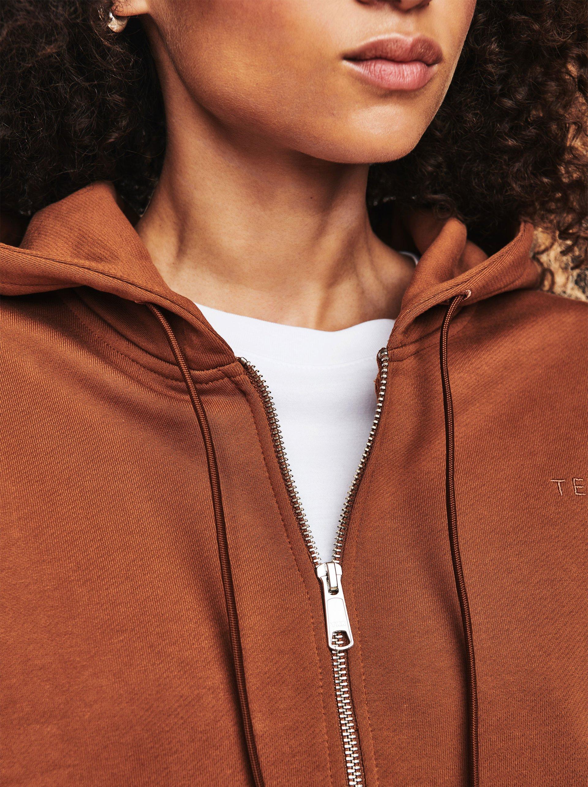 Teym-TheZipHoodie-Women-Camel02