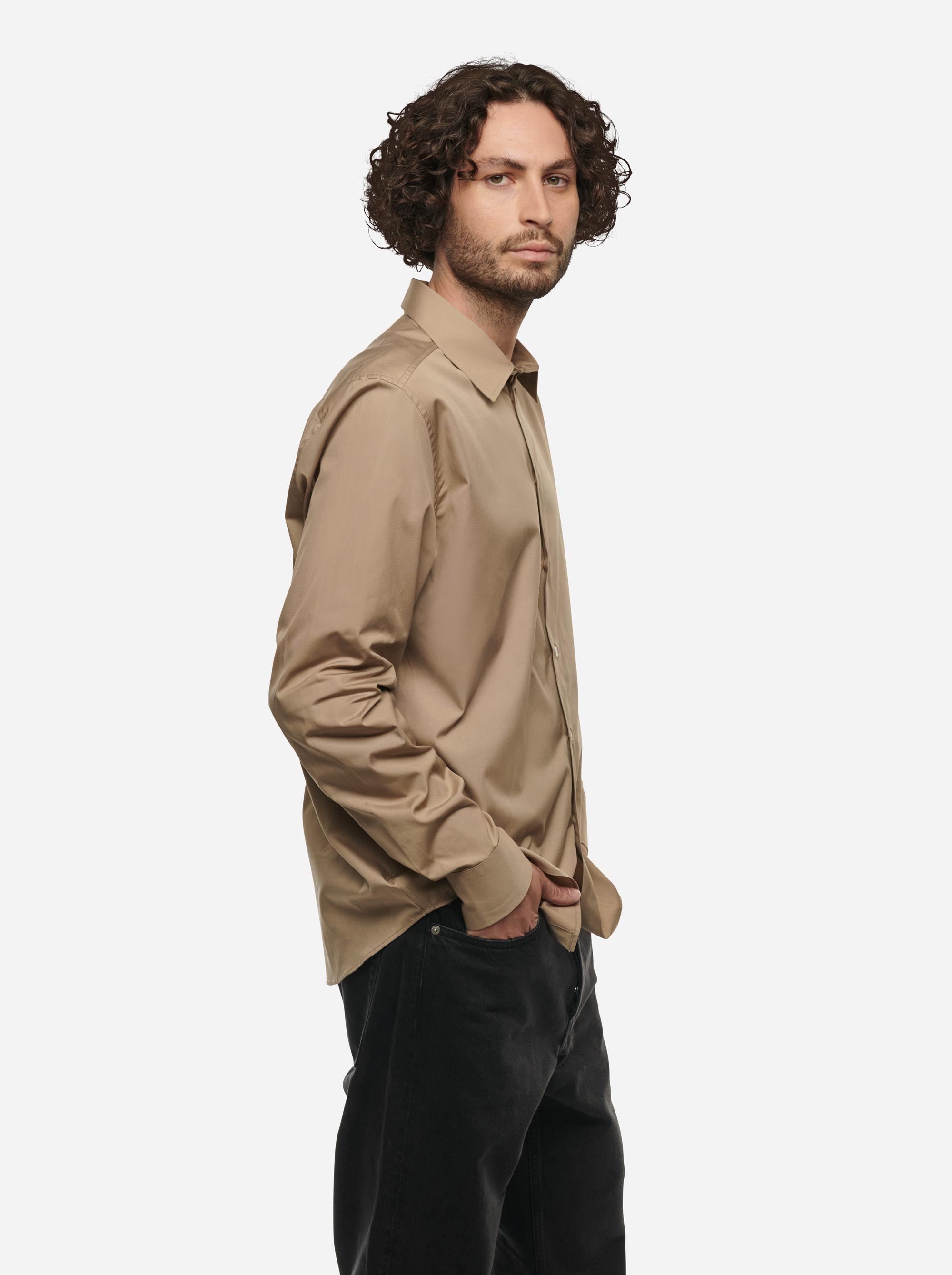 Teym - The Shirt - Men - Beige - 2