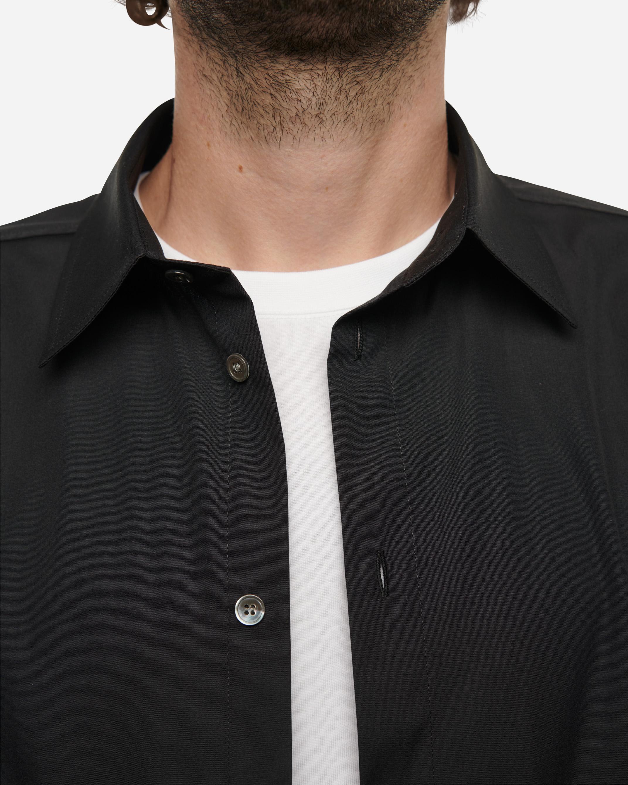 Teym - The Shirt - Men - Black - 4