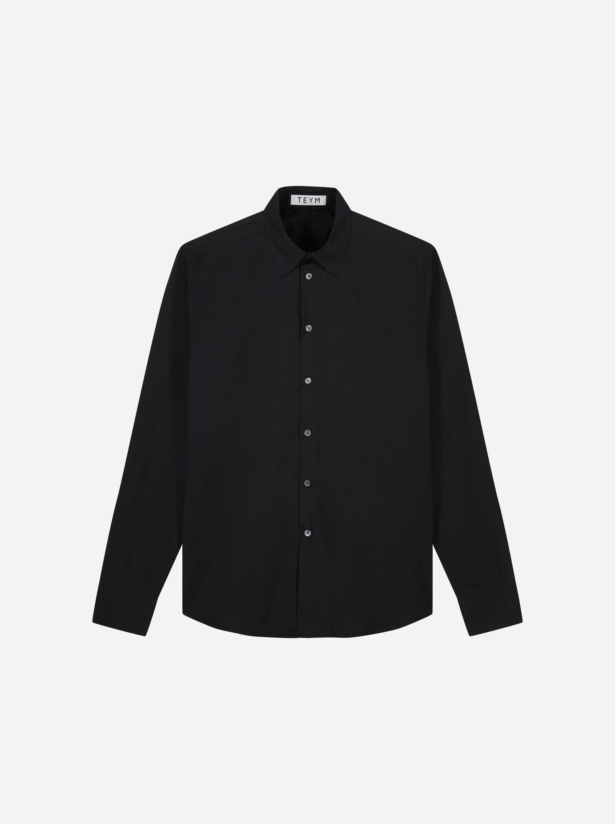Teym_Shirt_Black_Men_front_1B